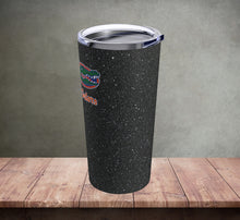 Load image into Gallery viewer, Peace Love Gators Tumbler