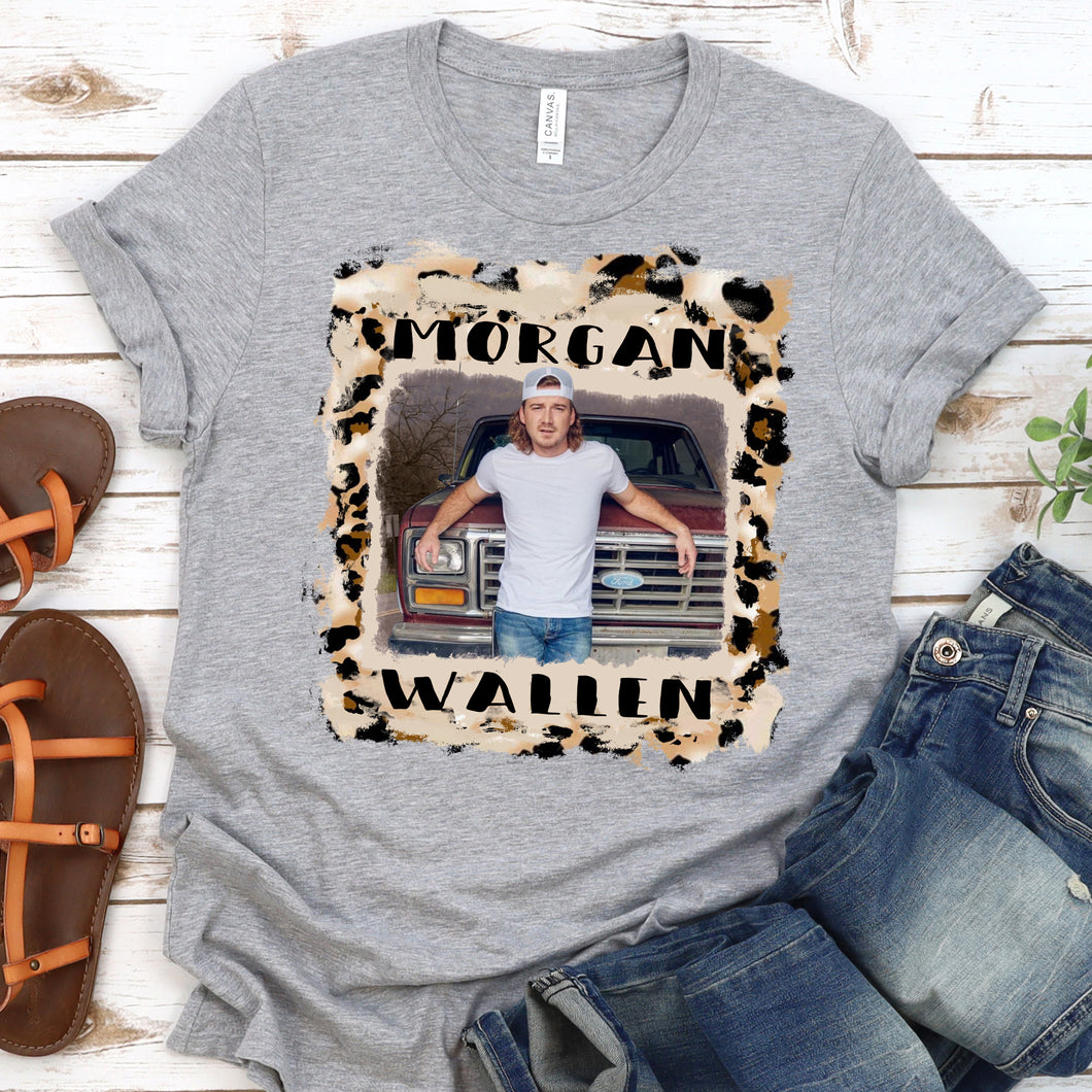 Morgan Wallen Truck Tee