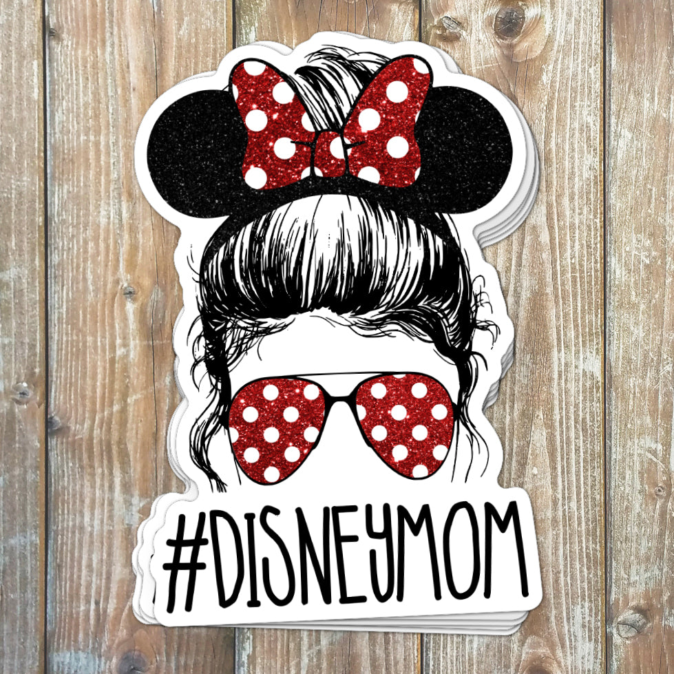 Disney Mom Sticker