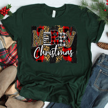 Load image into Gallery viewer, Merry Christmas Tee