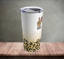 Load image into Gallery viewer, Peace Love Nursing Tumbler