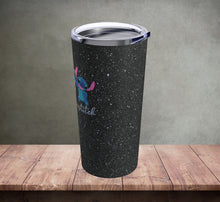 Load image into Gallery viewer, Peace Love Stitch Tumbler