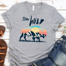Load image into Gallery viewer, Stay Wild Tee