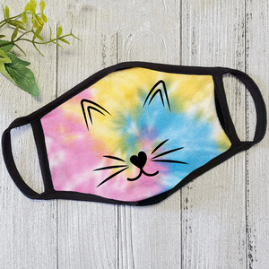 Cat Cotton Face Mask
