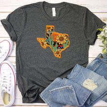 Load image into Gallery viewer, Texas Cactus Tee