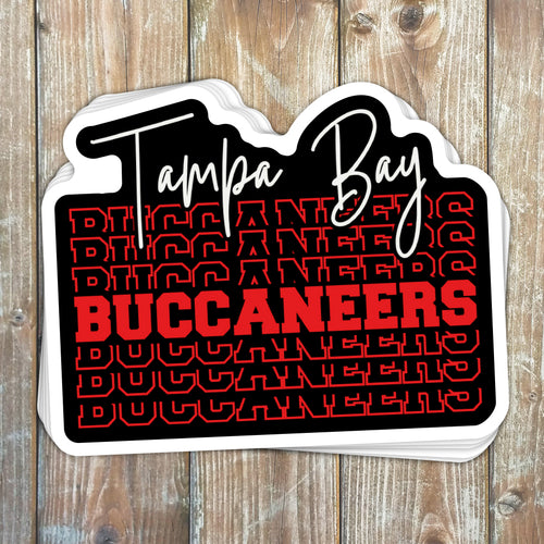 Buccaneers Sticker