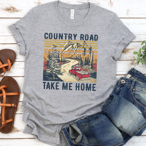 John Denver Country Road Tee