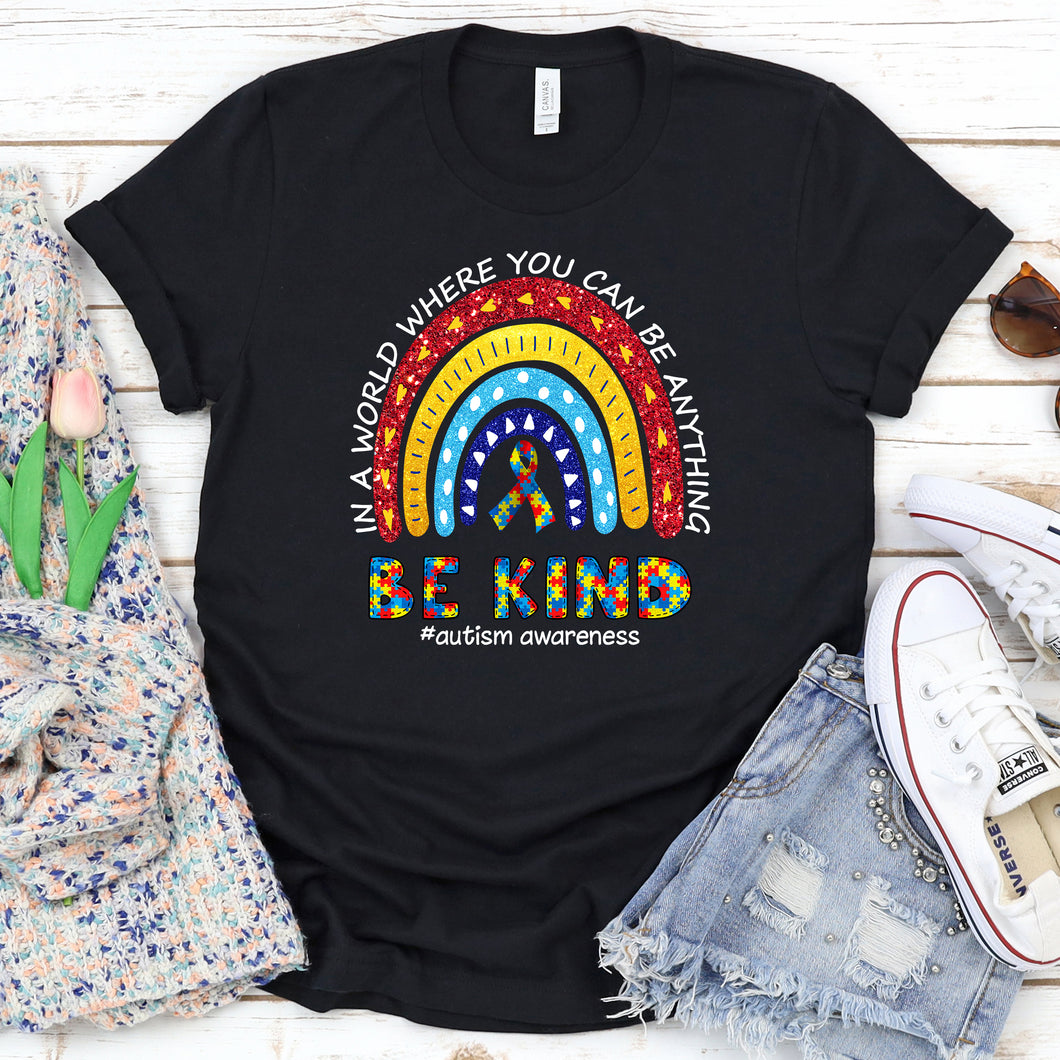 Be Kind Autism Tee