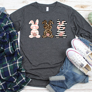 Easter Bunnies Long Sleeve