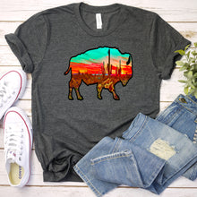 Load image into Gallery viewer, Desert Bison Tee