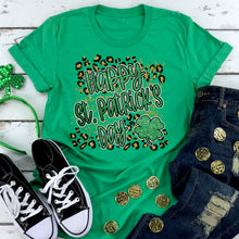 Load image into Gallery viewer, Happy St. Patricks Day Tee