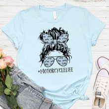 Load image into Gallery viewer, Motorcycle Life Tee