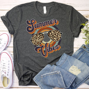 Retro Summer Vibes Tee