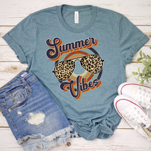 Load image into Gallery viewer, Retro Summer Vibes Tee
