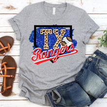 Load image into Gallery viewer, Texas Rangers Tee
