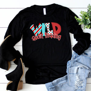 Wild About Reading Long Sleeve