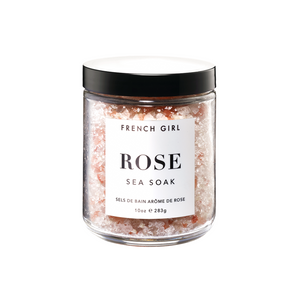Rose Sea Soak - Lulette Clean Beauty