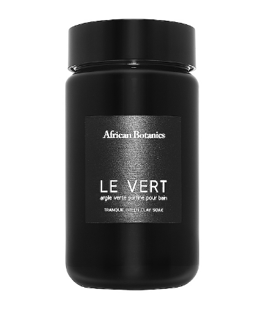 Le Vert Tranquil Green Clay Soak - Lulette Clean Beauty