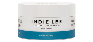 Coconut Citrus Body Scrub - Lulette Clean Beauty