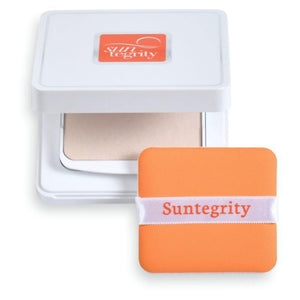 Pressed Translucent Mineral Powder, SPF 50 - Lulette Clean Beauty