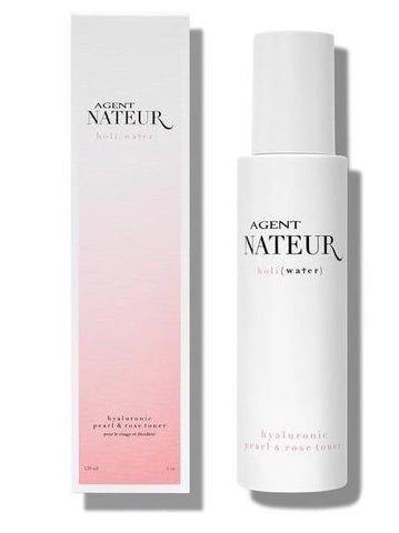 Holi (Water) Pearl & Rose Hyaluronic Toner - Lulette Clean Beauty