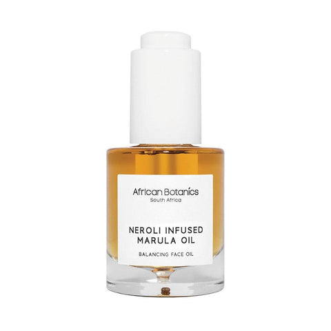 Neroli Infused Marula Oil - Lulette Clean Beauty