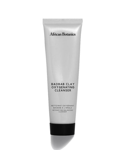 Baobab Clay Oxygenating Cleanser - Lulette Clean Beauty