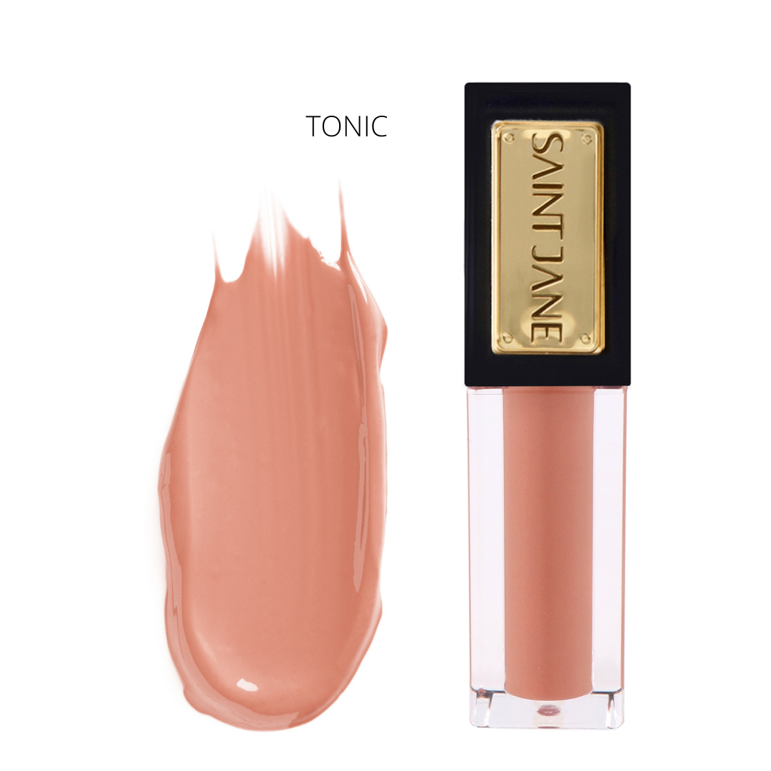 Luxury Lip Shine, Tonic - Lulette Clean Beauty