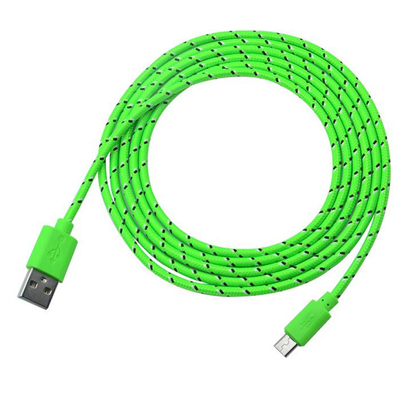 Braided Lightning Cable For Android