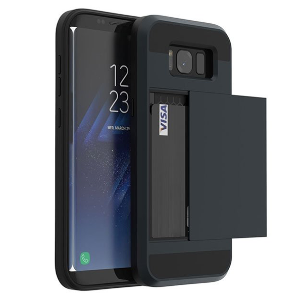 Card Slot Phone Case For Samsung