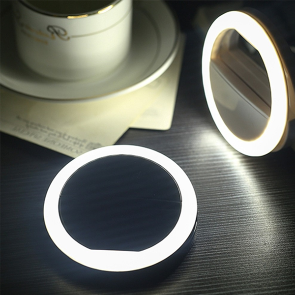 Universal LED Ring Phone Flash Light