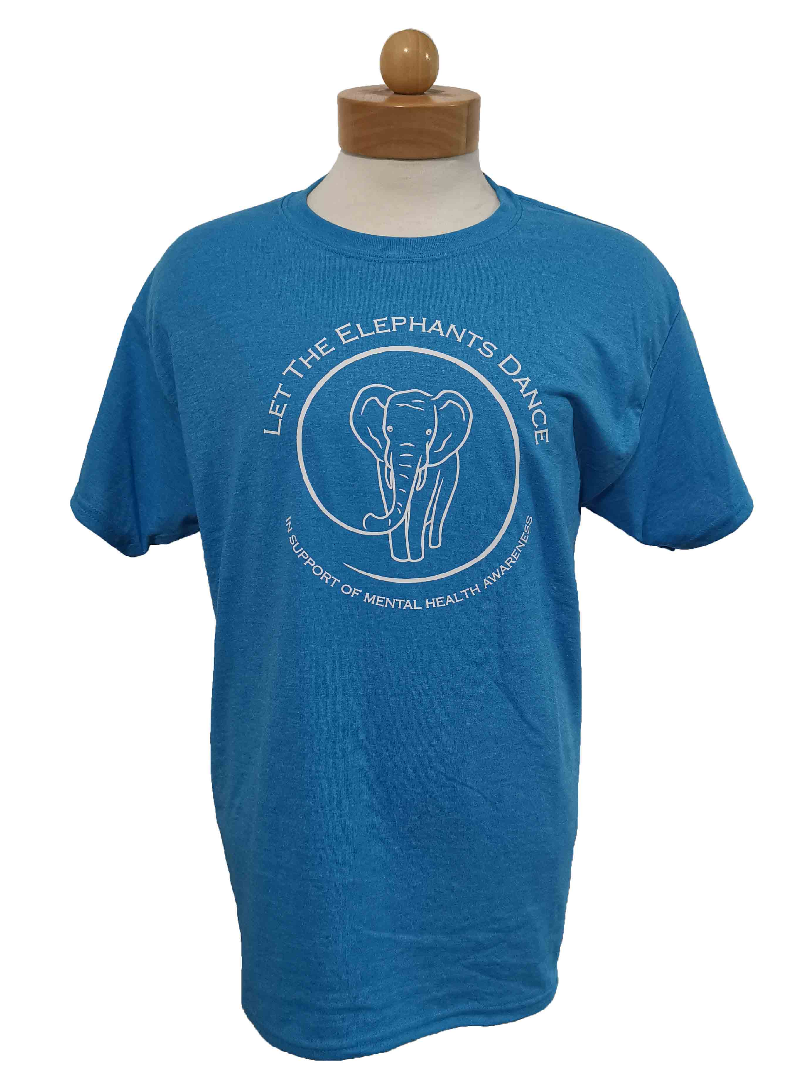 Let the Elephants Dance T-shirt