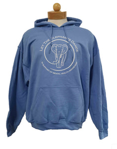 Let the Elephants Dance Hoodie