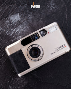 Mint Contax T2 Platin Limited Edition