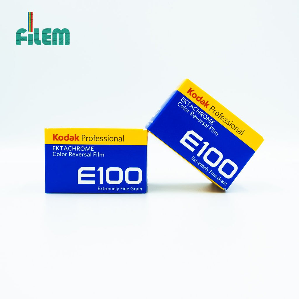 Kodak E100 35mm Slide Film