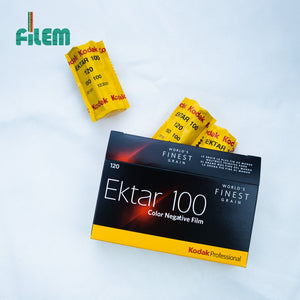 Kodak Ektar 100 120 Medium Format Film