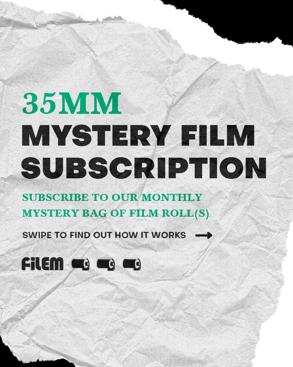 Mystery Film Subscription