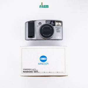 NEW OLD STOCK Minolta Freedom Zoom 140EX Panorama Date