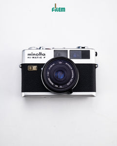 NEAR MINT Minolta Hi-Matic F