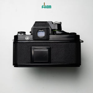 Nikon F2 Photomic with Nikkor-O Auto 35mm f/2