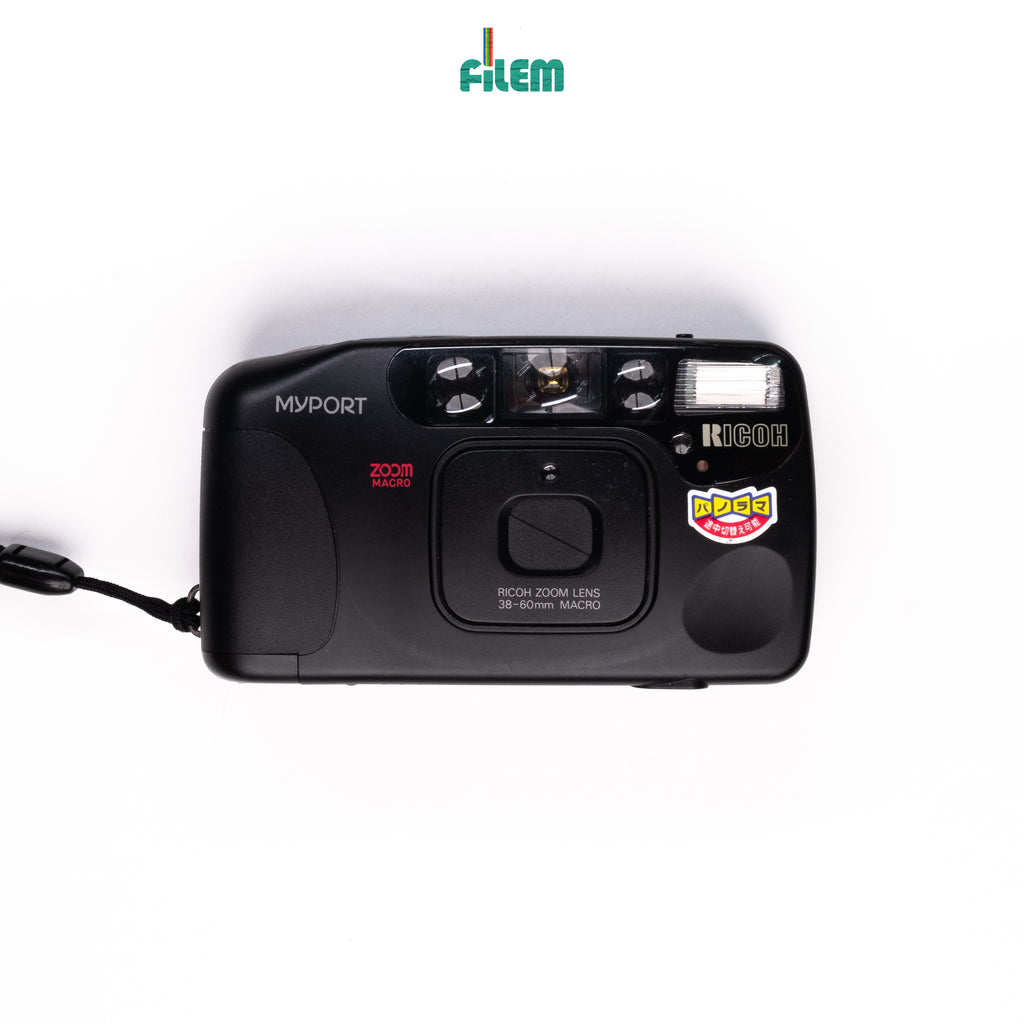 <PROMO> Ricoh Myport Zoom Mini P