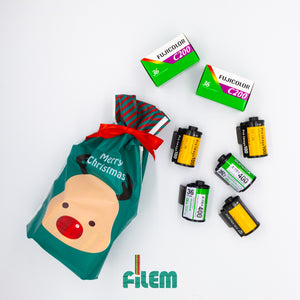 CHRISTMAS 35MM FILM BUNDLE