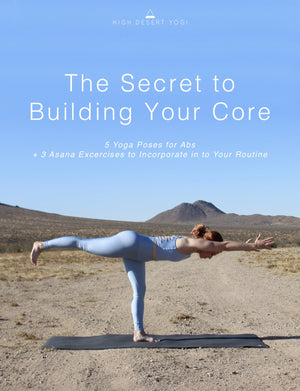 The Secret to Building Your Core