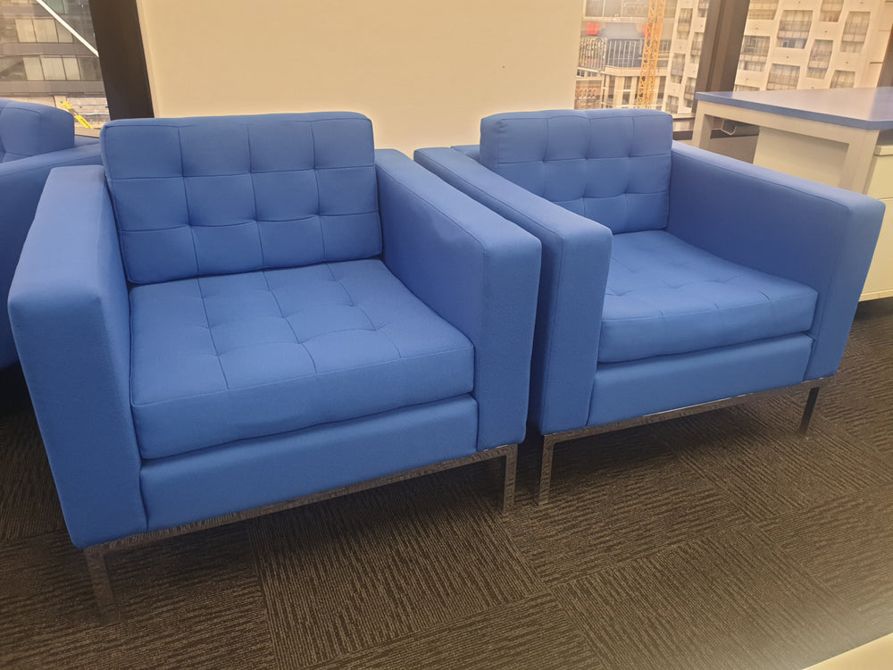 UFL Single Seat Soft Seating with armrest
