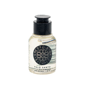 Massage & Body Oil / Botanical Palo Santo - 60ml/120ml