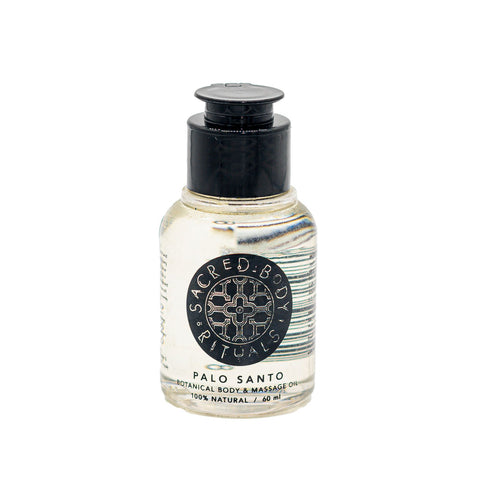 Small Massage & Body Oil / Botanical Palo Santo - 60ml