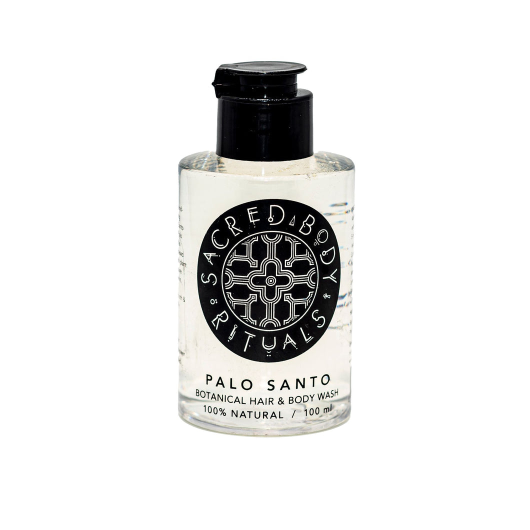 Small Hair & Body Wash / Botanical Palo Santo - 100ml