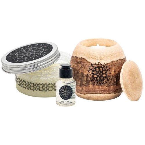 Palo Santo Bath Gift Set
