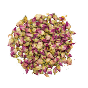 Rose - Organic 50g whole dried flowers