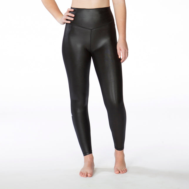 NEW  She Will Be In Charge - Faux Leather with Shaping Compression